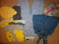 Girls Summer/Spring Clothing Size 18&18-24mos $55