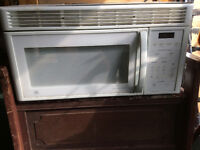 Space maker microwave