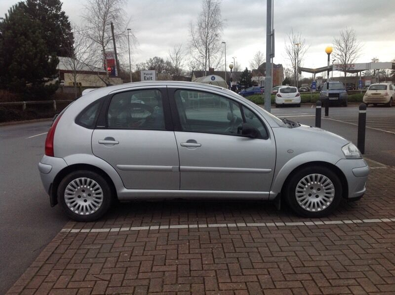 citroen c3 1 4hdi exclusive 2004 in cullompton devon