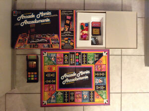 Arcade Mania 1983 (RARE),The Wizard of Oz,Cribbage & More!