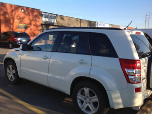 2008 Suzuki Grand Vitara Leather SUV, Crossover