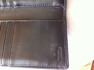 Real coach wallet