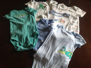 Carter's size 24 months onesies