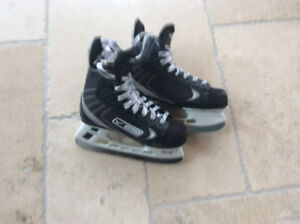 Patins de hockey enfant, Bauer grandeur 13