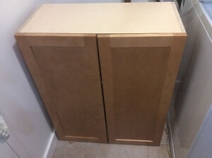 2 Orchard park cabinets