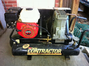 Coleman Powermate Contractor Air Compressor