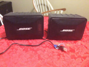 Speakers  Bose Pro Roommate x2 and set of TEAC  LS-X700