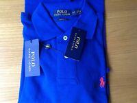 Ralph Lauren long sleeve polo shirt new