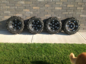 ATV  Mudder TIRES