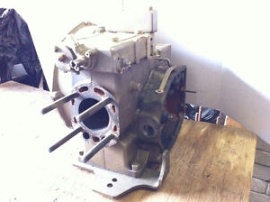 Yanmar YSE12 stripped for parts