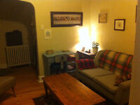 1 bedroom in downtown Hull (Vieux Hull) for April 1