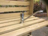 New kitchen tap 1/4 turn