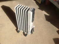 Stand up heater