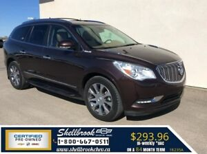 2017 Buick Enclave Premium - SEATS 7,POWER MOONROOF - $292.01BW!