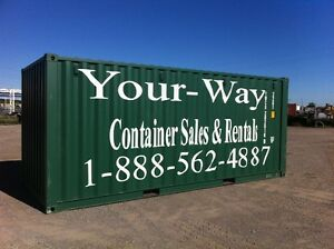 MUSKOKA STORAGE CONTAINERS FROM 80.00 PER MONTH