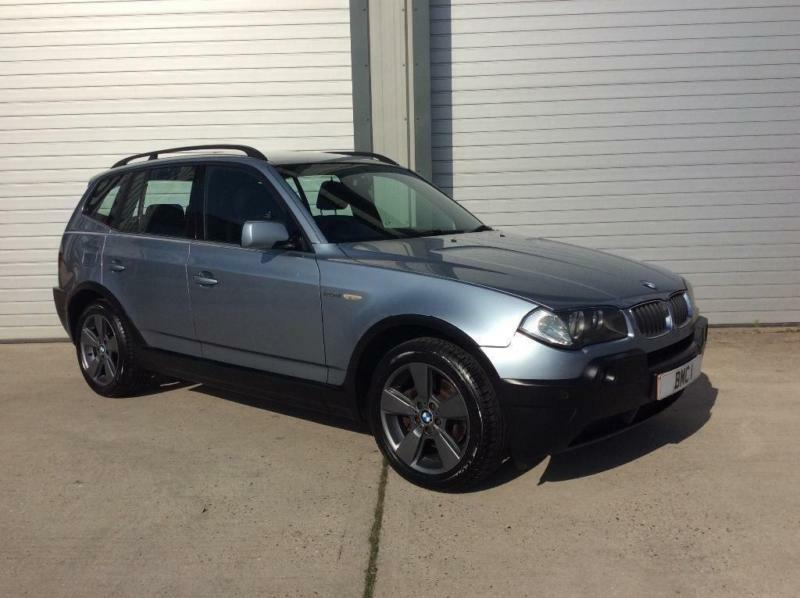 2005 bmw x3 2 0 d sport 5dr in norwich norfolk gumtree. Black Bedroom Furniture Sets. Home Design Ideas