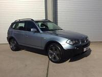 2005 BMW X3 2.0 d Sport 5dr