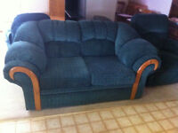 matching chair and love seat