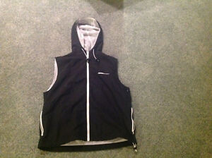 HOODY VEST... size XL..like NEW...worn 3x