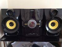 Polaroid speakers