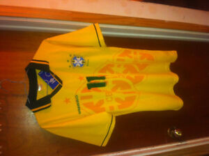 brazil Brasil 1994 World Cup romario ,jersey umbro size xl new