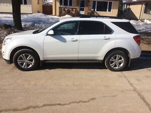2011 Equinox Bluetooth, backup camera, command start
