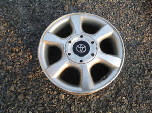 "Toyota 16"" wheels"