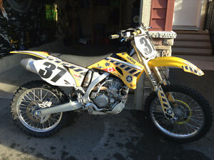 YZ250F 2006 Special Edition REDUCED