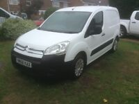 Citroen berlingo 1.6 hdi 2009 (58) only 69000 Miles full service history