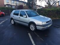VOLKSWAGON GOLF GTI 5 DOOR P REG