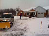 SNOW REMOVAL AND PROPERTY MAINTENANCE