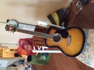 George Washburn Limited Acoustic Guitar