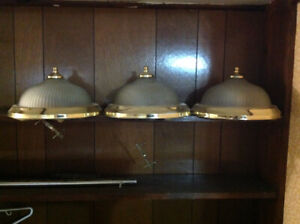 Dome Light Fixtures $10.00 each