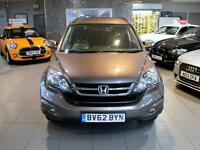 2012/62-HONDA CR-V 2.0 I-VTEC SE+ 6SP 150BHP 5DR ESTATE,50-000M MOST SH,4 STAMPS