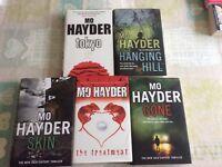 Mo Hayder Books