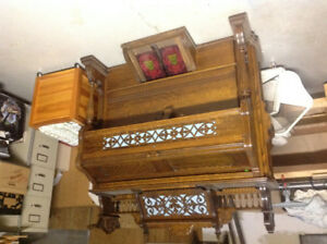 Antique Organ by Bell