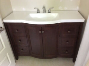 Great Bathroom vanity for sale