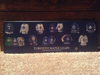 Toronto Maple Leafs jersey history sports plaque