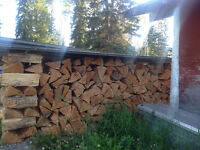 Pine and Doug fir firewood