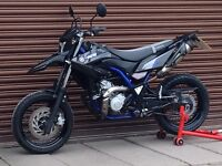 Yamaha WR 125x 2015. Only 7943miles. Delivery Available *Credit & Debit Cards Accepted*