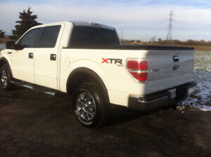 2009 Ford F-150 SuperCrew xtr Pickup Truck