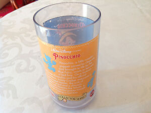 WALT DISNEY CLASSIC PINOCCHIO COLLECTOR GLASS 1994 Kingston Kingston Area image 2