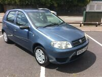2005 Fiat Punto 1.2 Active-1 owner-Full Service History-May 2017 mot-great value