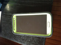 Samsung Galaxy S4 with contract