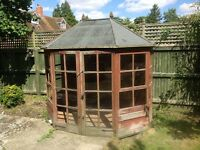 FREE Summerhouse - in need of some TLC