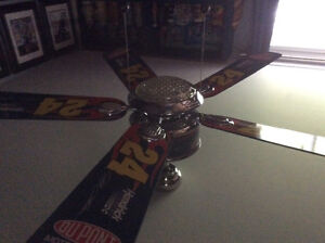 Jeff Gordon ceiling fan