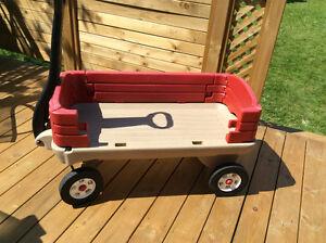 Radio Flyer Wagon/ Chariot