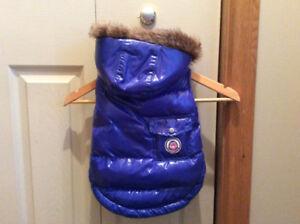 2 manteaux d'hiver pour chien