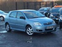 2006 56 TOYOTA COROLLA 1.6 T3 COLOUR COLLECTION VVT-I 5D 109 BHP