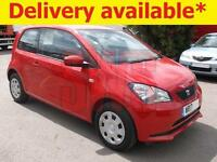 2017 Seat Mii 1.0 SE DAMAGED REPAIRABLE SALVAGE